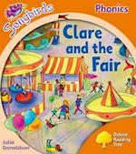 Clare and the Fair (Oxford Reading Tree Songbirds Phonics)