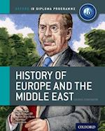 IB History of Europe and the Middle East Course Book: Oxford IB Diploma Programme