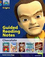 Project X Origins: Brown Book Band, Oxford Level 9: Chocolate: Guided reading notes af Rachel Axten-Higgs