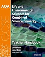 AQA GCSE Combined Science (Synergy): Life and Environmental Sciences Teacher Handbook af Gemma Young