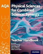 AQA GCSE Combined Science (Synergy): Physical Sciences Teacher Handbook af Gemma Young