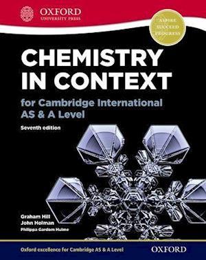 Bog, ukendt format Chemistry in Context for Cambridge International AS & A Level af Philippa Gardom-Hulme