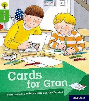 Oxford Reading Tree Explore with Biff, Chip and Kipper: Oxford Level 2: Cards for Gran