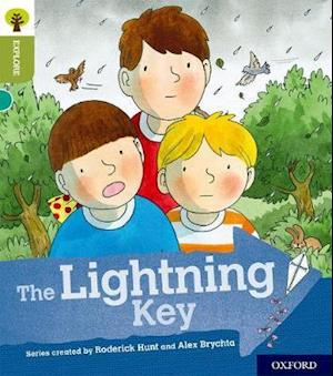 Oxford Reading Tree Explore with Biff, Chip and Kipper: Oxford Level 7: The Lightning Key