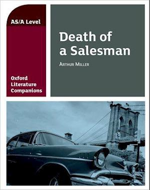 Bog, paperback Oxford Literature Companion: Death of a Salesman af Su Fielder