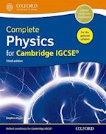 Complete Physics for Cambridge IGCSE (R) Student book