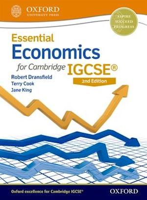 Bog, ukendt format Essential Economics for Cambridge IGCSE (R) Student Book af Robert Dransfield