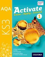 AQA Activate for KS3 Student Book 1 af Philippa Gardom-Hulme