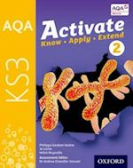 AQA Activate for KS3: Student Book 2