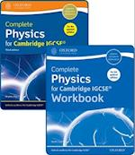 Complete Physics for Cambridge IGCSE (R) Student Book and Workbook Pack
