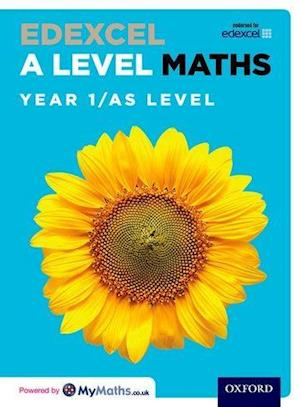 Bog, ukendt format Edexcel A Level Maths: Year 1 / AS Student Book af David Bowles