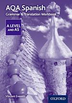 AQA A Level Spanish: Grammar & Translation Workbook (AQA A Level Spanish)