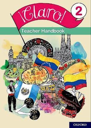!Claro! 2 Teacher Handbook