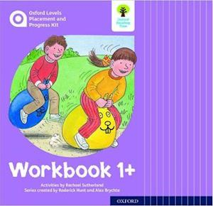 Oxford Levels Placement and Progress Kit: Workbook 1+ Class Pack of 12