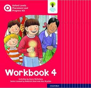Oxford Levels Placement and Progress Kit: Workbook 4 Class Pack of 12