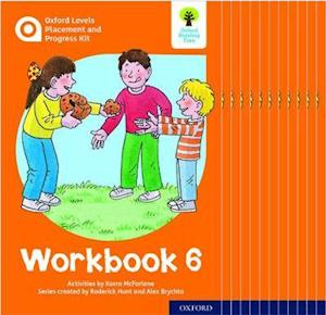 Oxford Levels Placement and Progress Kit: Workbook 6 Class Pack of 12
