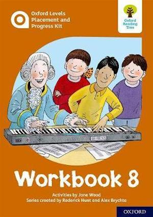 Oxford Levels Placement and Progress Kit: Workbook 8