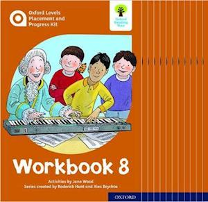 Oxford Levels Placement and Progress Kit: Workbook 8 Class Pack of 12