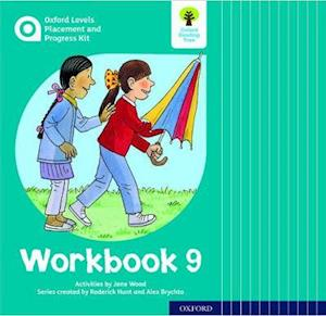 Oxford Levels Placement and Progress Kit: Workbook 9 Class Pack of 12
