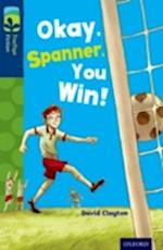 Oxford Reading Tree Treetops Fiction: Level 14: Okay, Spanner, You Win! af David Clayton