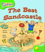 Oxford Reading Tree: Level 2: Snapdragons: The Best Sandcastle (Oxford Reading Tree)