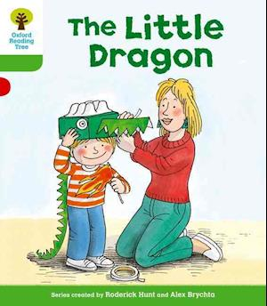 Oxford Reading Tree: Level 2: More Patterned Stories A: The Little Dragon