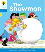 Oxford Reading Tree: Level 3: More Stories A: The Snowman (Oxford Reading Tree)