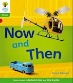 Oxford Reading Tree: Level 2: Floppy's Phonics Non-Fiction: Now and Then (Oxford Reading Tree)