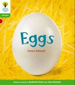 Oxford Reading Tree: Level 2: Floppy's Phonics Non-Fiction: Eggs (Oxford Reading Tree)