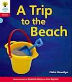 Oxford Reading Tree: Level 4: Floppy's Phonics Non-Fiction: a Trip to the Beach af Monica Hughes, Thelma Page, Alex Brychta