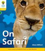 Oxford Reading Tree: Level 5: Floppy's Phonics Non-Fiction: On Safari (Oxford Reading Tree)