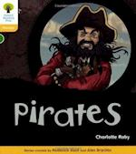 Oxford Reading Tree: Level 5: Floppy's Phonics Non-Fiction: Pirates