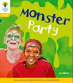 Oxford Reading Tree: Level 5: Floppy's Phonics Non-Fiction: Monster Party (Oxford Reading Tree)
