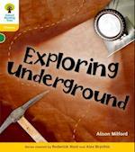Oxford Reading Tree: Level 5: Floppy's Phonics Non-Fiction: Exploring Underground (Oxford Reading Tree)