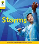 Oxford Reading Tree: Level 5 and 5A: Floppy's Phonics Non-Fiction: Storms (Oxford Reading Tree)