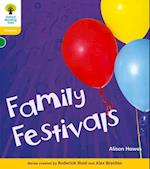 Oxford Reading Tree: Level 5A: Floppy's Phonics Non-Fiction: Family Festivals (Oxford Reading Tree)