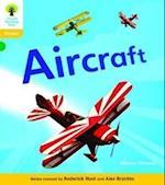 Oxford Reading Tree: Level 5A: Floppy's Phonics Non-Fiction: Aircraft (Oxford Reading Tree)