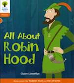 Oxford Reading Tree: Level 6: Floppy's Phonics Non-Fiction: All About Robin Hood (Oxford Reading Tree)