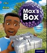 Project X: Alien Adventures: Lilac:Max's Box (Project X)