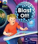 Project X: Alien Adventures: Orange: Blast Off! (Project X)