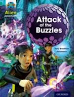 Project X: Alien Adventures: Turquoise: Attack Buzzles (Project X)
