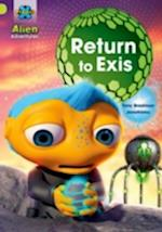 Project X: Alien Adventures: Lime: Return to Exis (Project X)