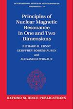 Principles of Nuclear Magnetic Resonance in One and Two Dimensions