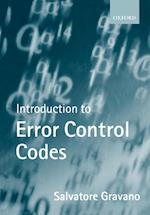 Introduction to Error Control Codes (Textbooks in Electrical and Electronic Engineering, nr. 9)