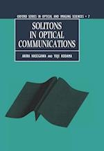 Solitons in Optical Communications (OXFORD SERIES IN OPTICAL AND IMAGING SCIENCES, nr. 7)
