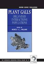 Plant Galls (The Systematics Association Special Volume Series, nr. 49)