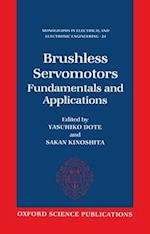 Brushless Servomotors (MONOGRAPHS IN ELECTRICAL AND ELECTRONIC ENGINEERING, nr. 23)