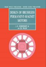 Design of Brushless Permanent-magnet Motors (MONOGRAPHS IN ELECTRICAL AND ELECTRONIC ENGINEERING, nr. 37)