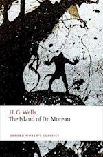 The Island of Doctor Moreau (OXFORD WORLD'S CLASSICS)