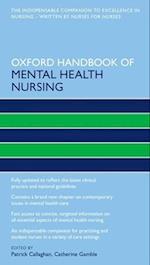 Oxford Handbook of Mental Health Nursing (Oxford Handbooks in Nursing)